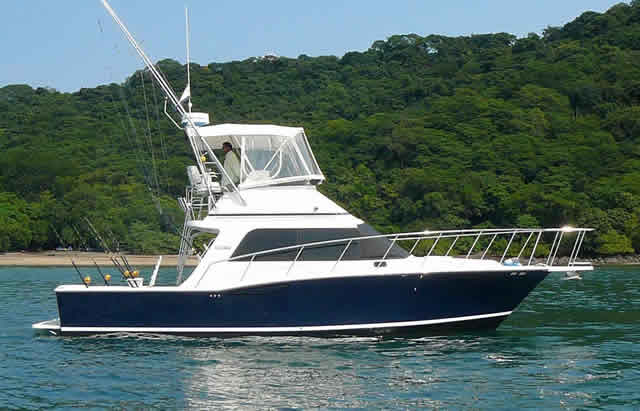 Fishing boats in papagayo boat charters costa rica for Fish tale boats
