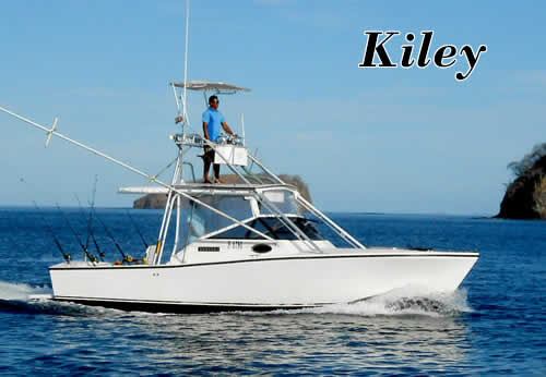 Kiley Fishing boat