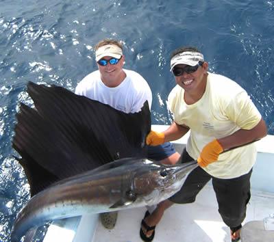 Papagayo costa rica fishing reports bloodydecks for Deep sea fishing costa rica