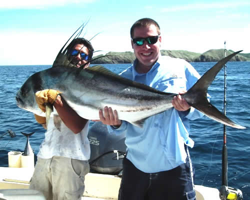 Papagayo Rooster Fishing Charter