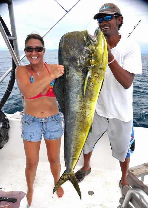 Papagayo fishing reports