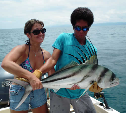 Papagayo inshore fishing reports