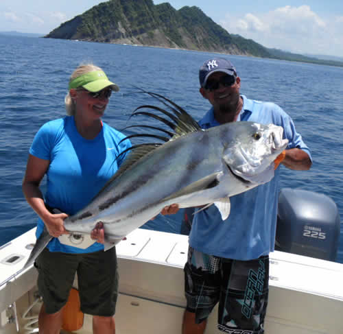 Offshore fishing out of Catalinas islands