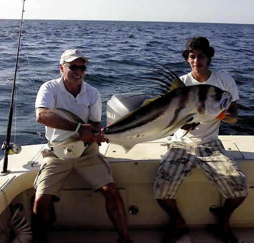 Inshore Fishing out of Riu Guancaste