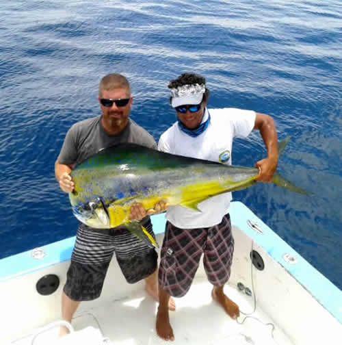 Chris Griffin deep sea fishing charters