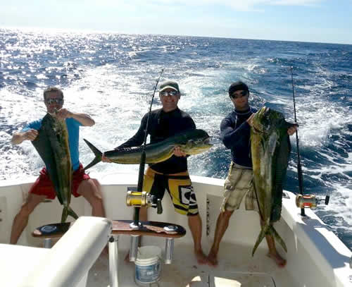 Andrey Pyatikov offshore fishing out Four Seasons8