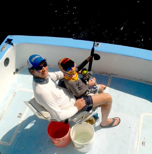JW Marriott Guanacaste deep sea Fishing