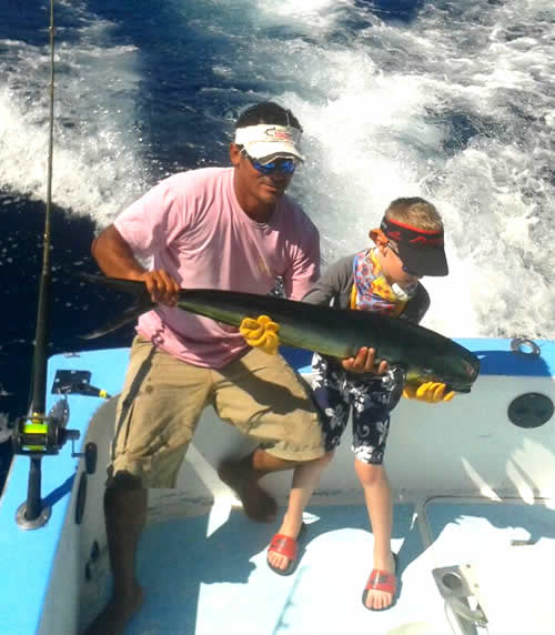 JW Marriott Guanacaste Fishing