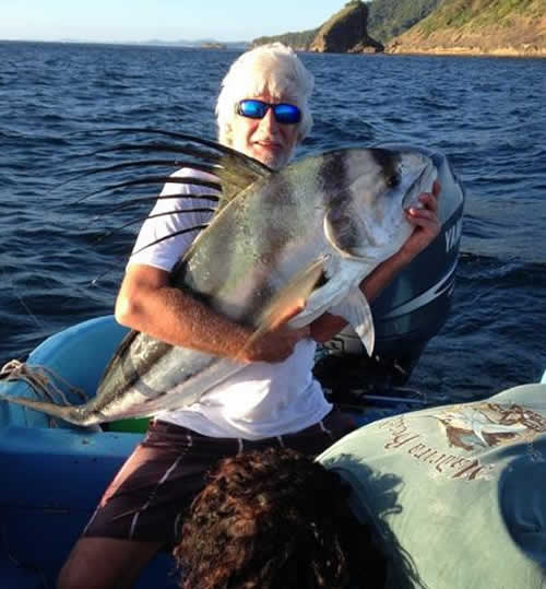 Fishing reports papagayo guanacaste tamarindo for Tamarindo costa rica fishing