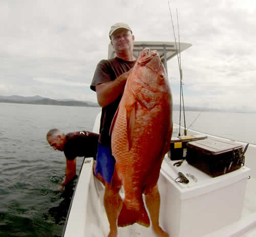 Playa Samara fishing charters